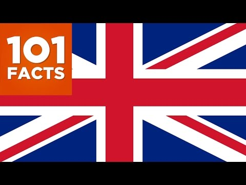 101 Facts About The UK