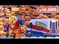 10,000 Burgers Say Goodbye to Greasy Grove... (Fortnite)