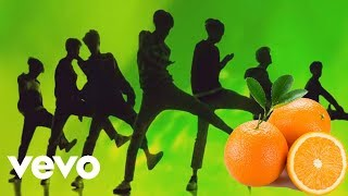 BTS X MOVIMIENTO NARANJA K POP Movimiento naranja