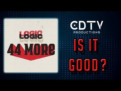 """Logic """"44 More"""" Review - IS IT GOOD?"""