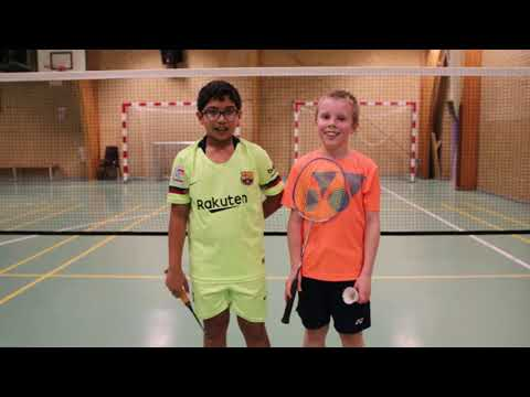 Badminton Victor Denmark Junior 2019 BS U11A Aapo Puhakka (FIN) vs. Chand Penki (DEN) 🏸 |