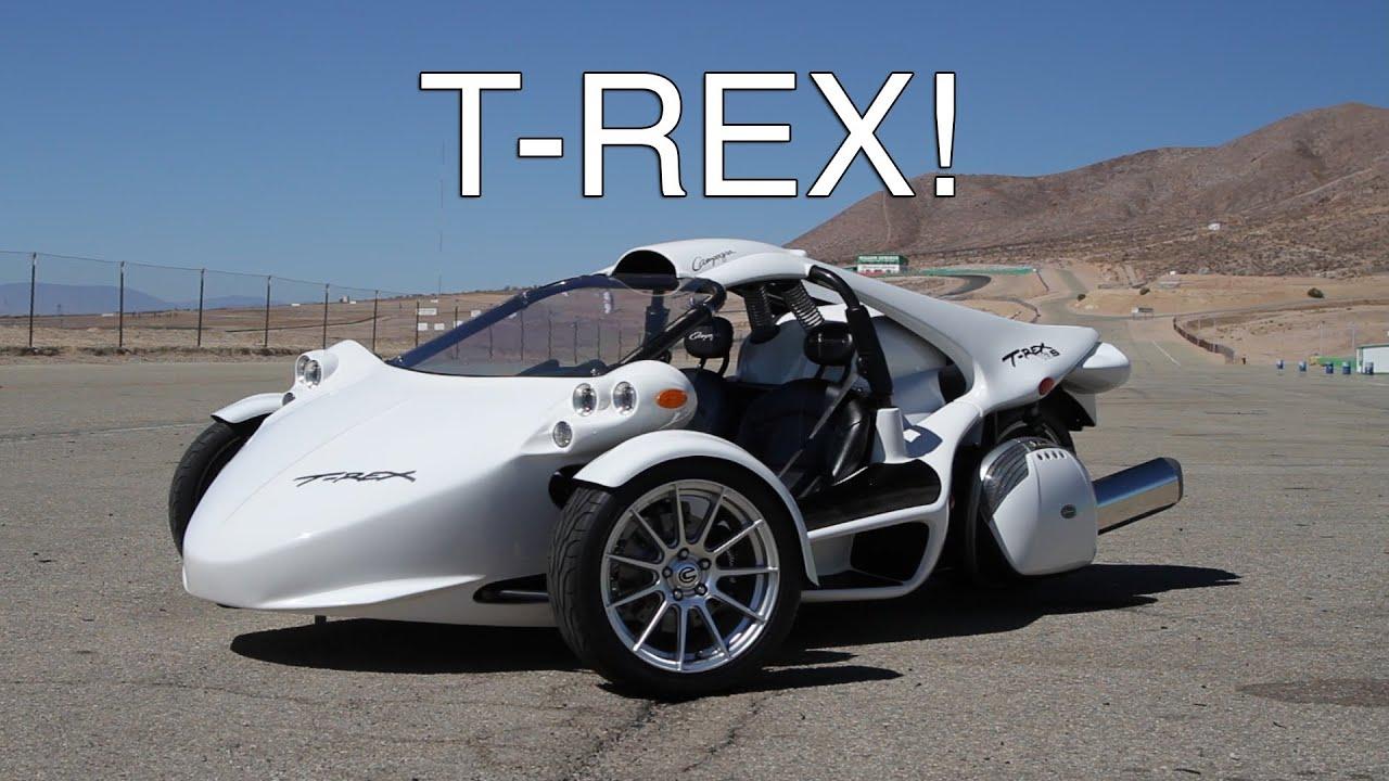 Campagna Motors T Rex 16S Review