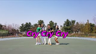Cry Cry Cry - line dance(한국라인댄…