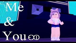 ROBLOX On Dance EXID Me & You Kpop Dance Cover