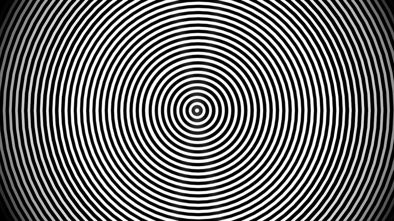 Optical illusion Circle HD 4k natural hallucinogen YouTube