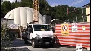 Leffe estate di lavori pubblici Antenna 2 TV 21072012