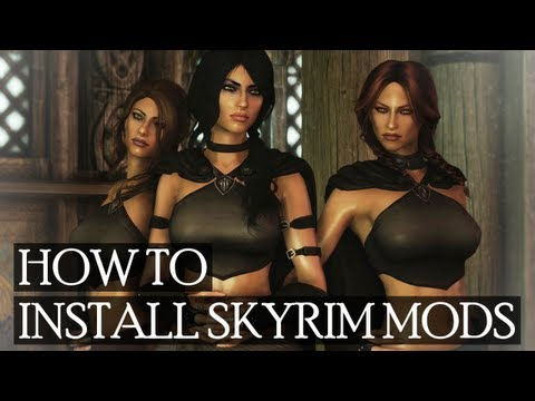 How to Install Skyrim Mods (Manually)