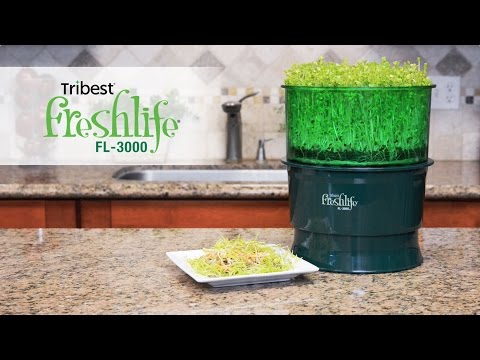 Tribest Freshlife 3000 Automatic Sprouter