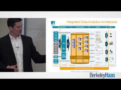 Mike Glass: Emerging Uses for Data & Analytics in Utilities