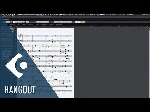 Score Editor, Chord Pads, Lower Zone | Club Cubase with Greg Ondo