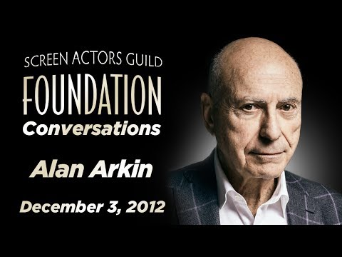 Conversations with Alan Arkin