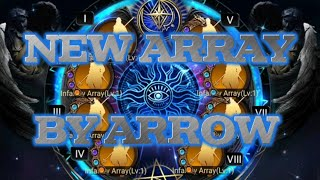 Clash of kings :The Array revisited  New Array