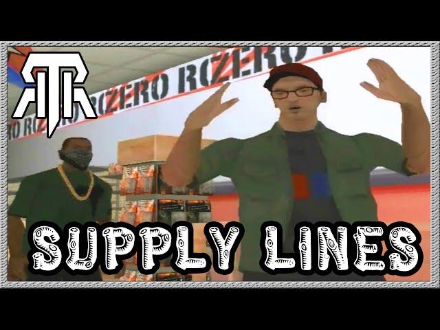 GTA San Andreas Mission ? Supply lines   Como no gastar combustible