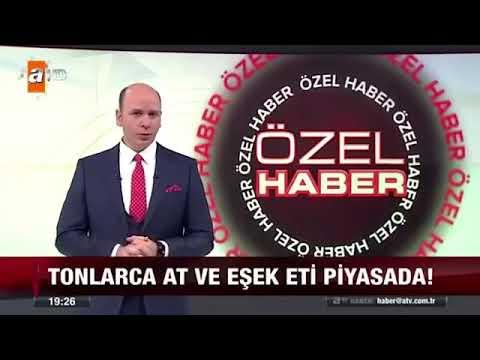Adanada At ve Eşek Eti Skandalı - Röportaj Adam