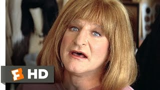 Repeat youtube video Mrs. Doubtfire (2/5) Movie CLIP - Could You Make Me a Woman? (1993) HD