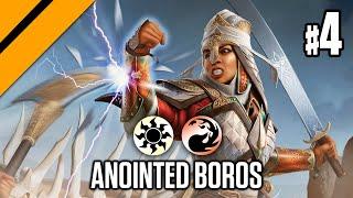 Anointed Boros - M21 Premier Drafts P4   MTG Arena