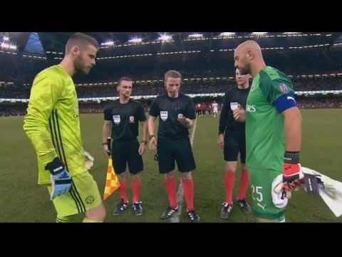 Man United 2 Vs 2 Ac Milan (penalty 5-4) Highlight 03/08/2019