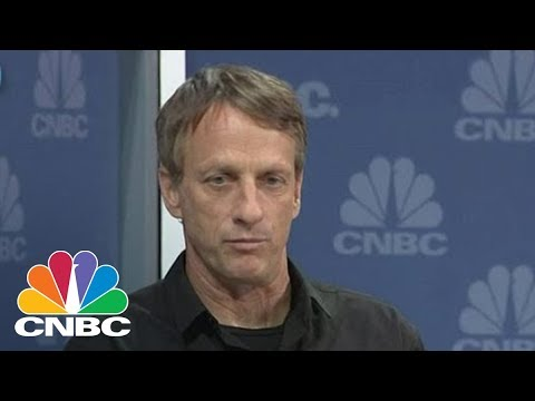 Tony Hawk On Extreme Entrepreneurship | Iconic Conference 2017 | CNBC