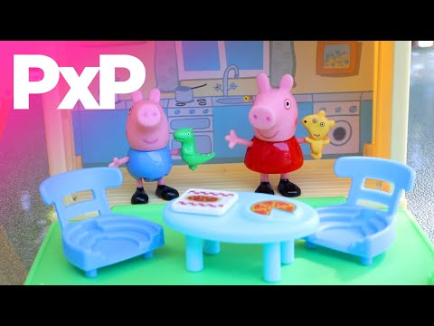 Have the perfect day of play with brand-new Peppa Pig products! | A Toy Insider play by Play