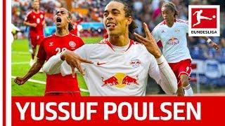 Yussuf Poulsen - Bundesliga's Best