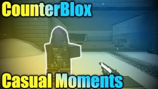 Roblox CSGO Casual Moments