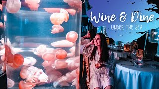 Wine And Dine Under The Sea!