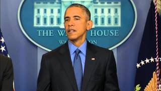 President Obama Full Statement On Charleston, South Carolina Church Shooting