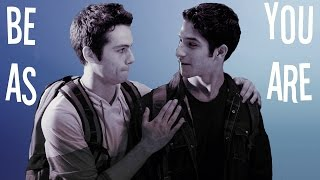 scott mccall ; be as you are