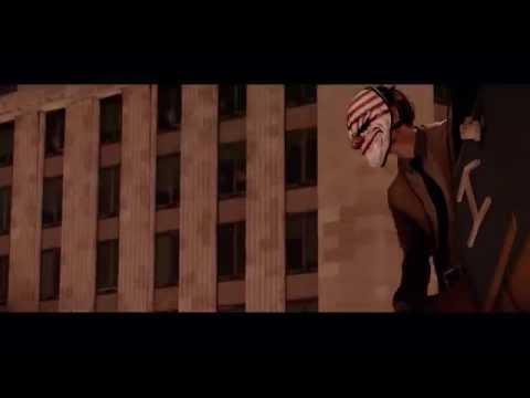 PAYDAY 2: Big Bank Heist DLC Trailer