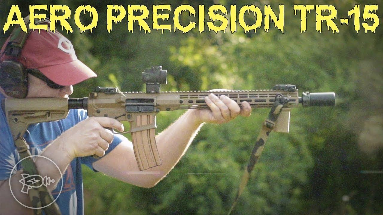 A Thunder Ranch AR-15? ⛈️ Aero Precision TR-15! [Review]