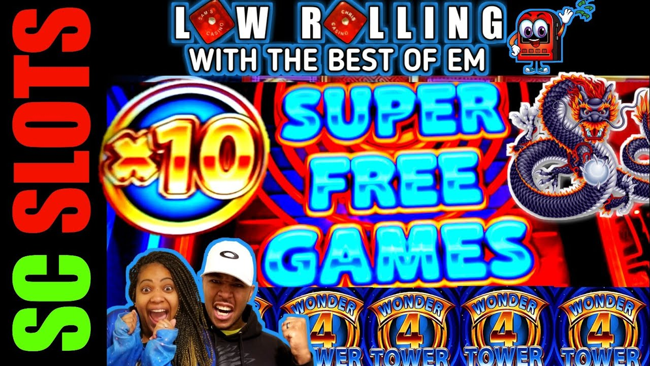 Free Super Multiplier Slots