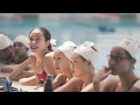 Congratulations on the Gold, Team Singapore synchronised swimmers!