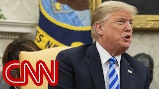 Trump: FBI should not get involved in Kavanaugh allegation