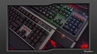 Tania czy wypasiona klawiatura mechaniczna? Porównanie klawiatur Viper Gaming