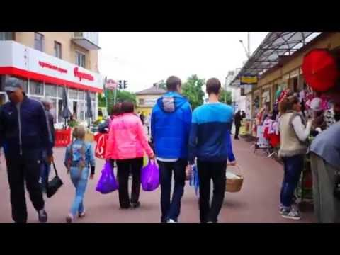 Walking in Chernihiv (Ukraine)