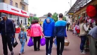 Walking in Chernihiv (Ukraine)