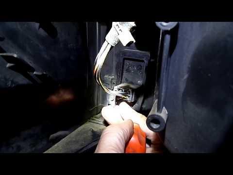 Ford Focus Blower Motor Resistor Replacement
