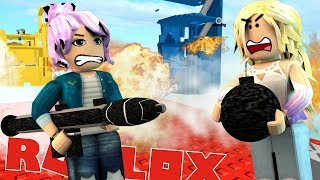 BLOW EVERYTHING UP!! | Roblox Doomspire Brickbattle