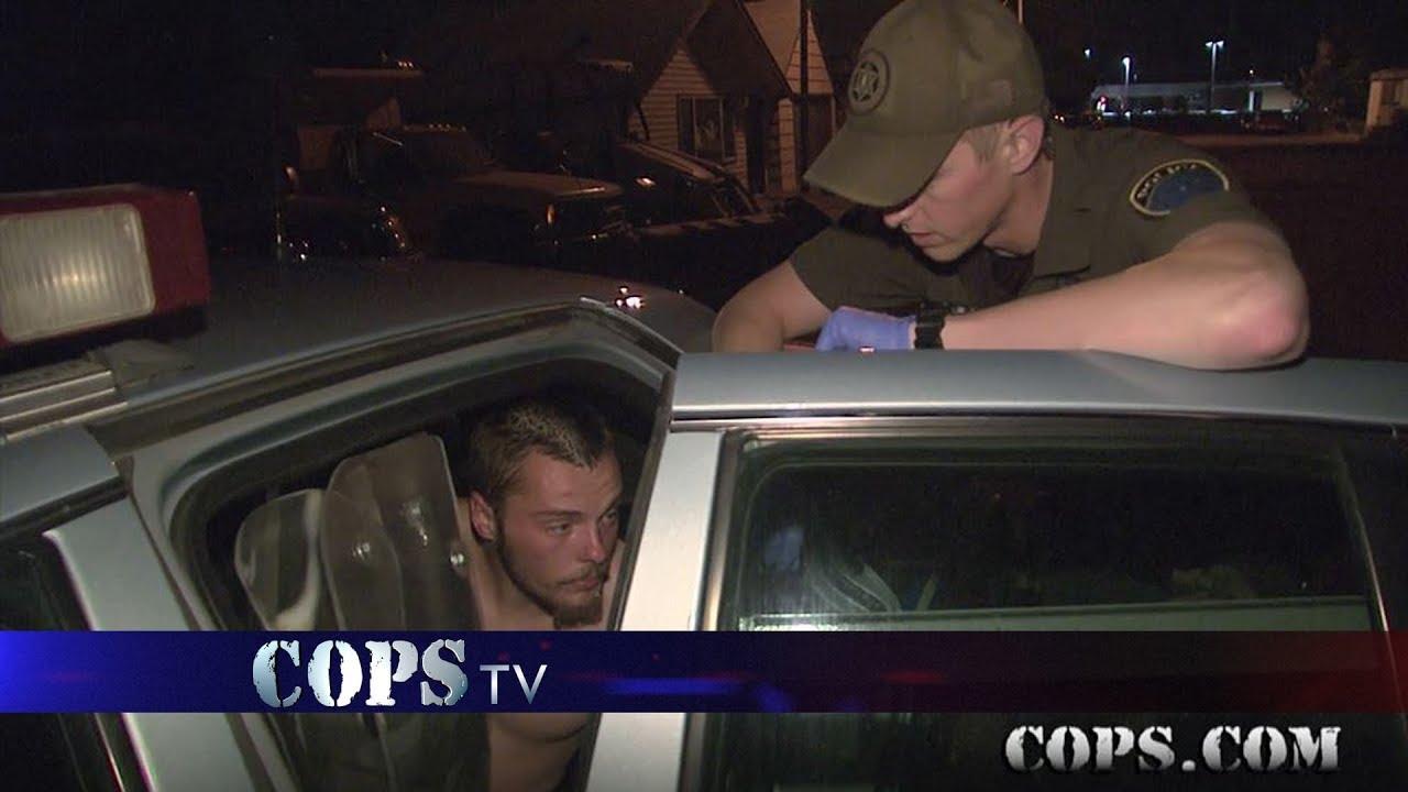 Feel The Heat Show 3101 Cops Tv Show