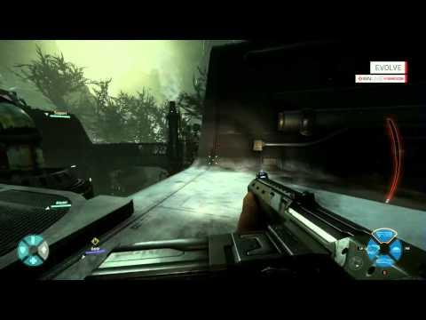 Evolve Gameplay Demo – IGN Live Gamescom 2014