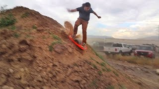 EXTREME HOVERBOARD TEST!! (Off Road)