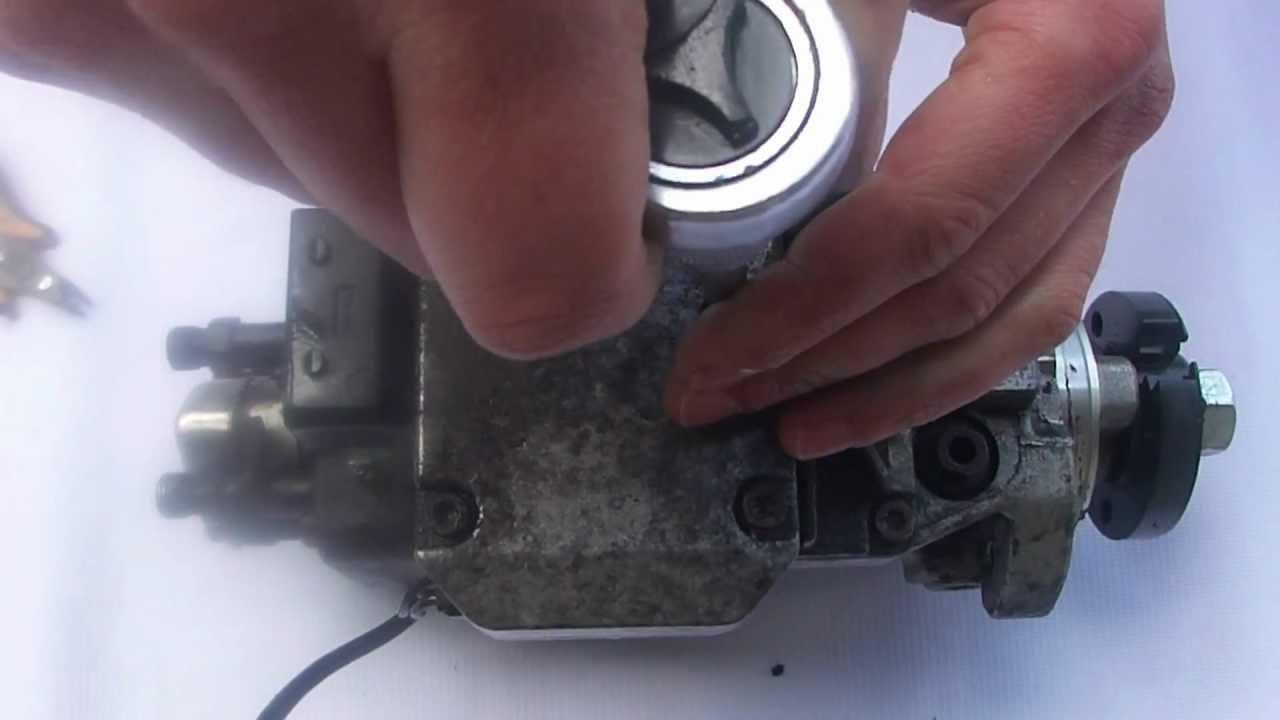 Sterownik Pompy Wtryskowej Naprawa Pompa Wtryskowa Vp44