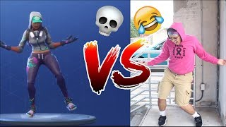 FORTNITE DANCE CHALLENGE DANS LA VRAIE VIE! (BEST DANCES)