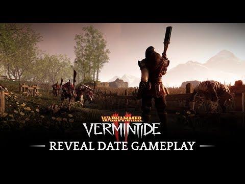 Warhammer: Vermintide 2 –  геймплей охотника за головами