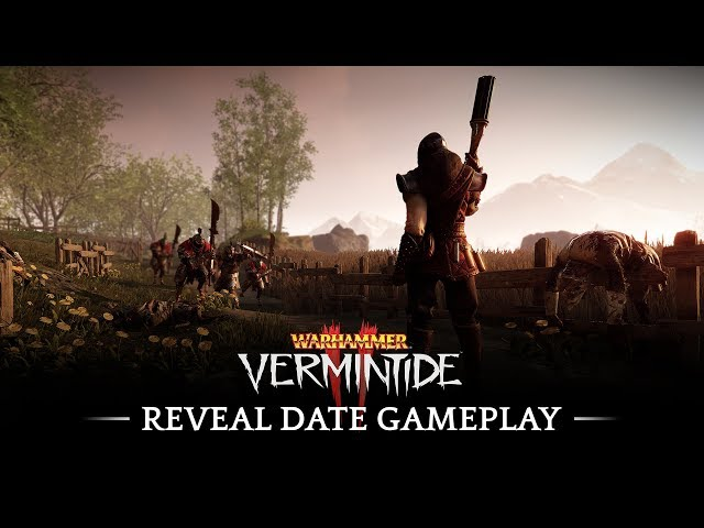 Warhammer Vermintide 2 To Launch March 8th on PC