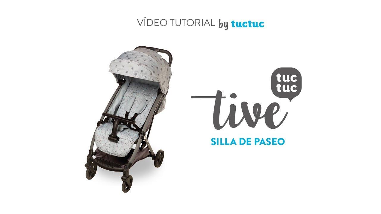 Silla De Paseo Tuc Tuc Tive Video Tutorial Youtube