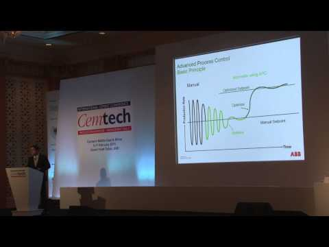Use of advanced process control for the optimisation of the modern cement plant