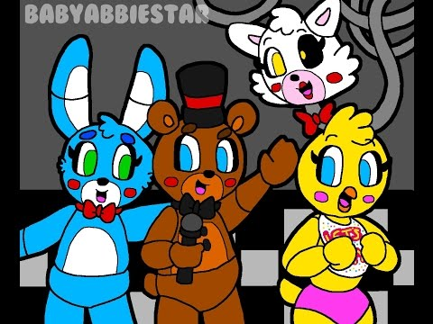 FNAF | The Show Must Go On (SSA)