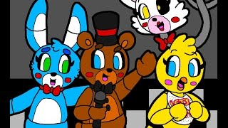 FNAF   The Show Must Go On (SSA)
