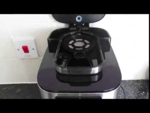 Excelvan 125l 10 Cup Automatic Programmable Coffee Maker